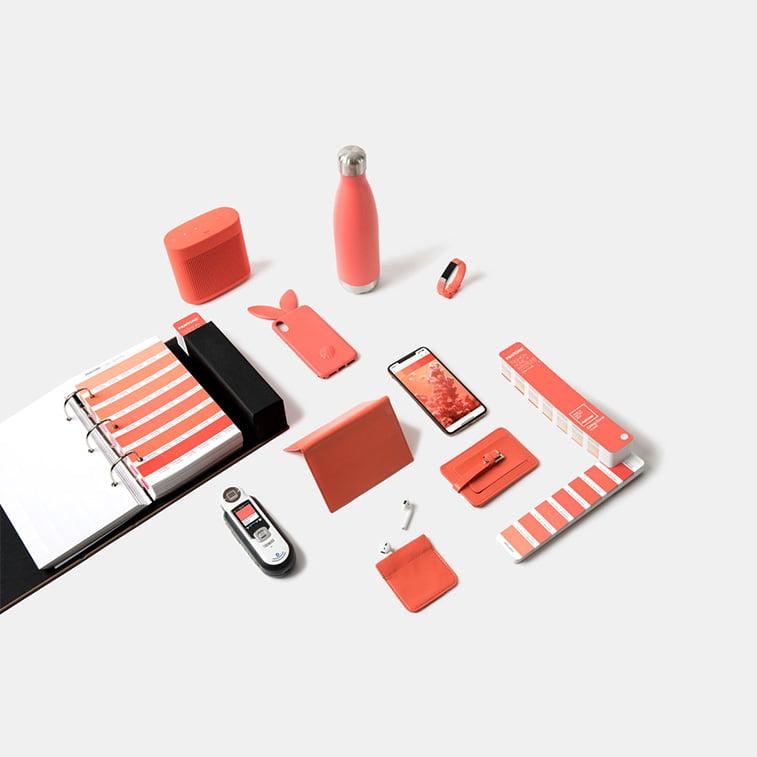 Dizajn inspirisan bojom godine kompanije Panton