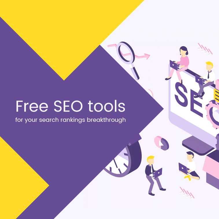 Free SEO tools for your search rankings breakthrough