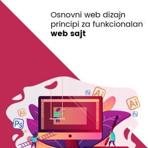 Osnovni web dizajn principi za funkcionalan web sajt