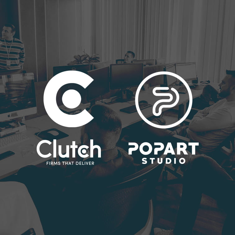 PopArt Studio Featured in Clutch's Research