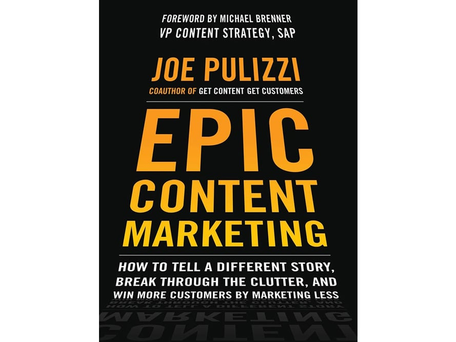 epic content marketing 2013