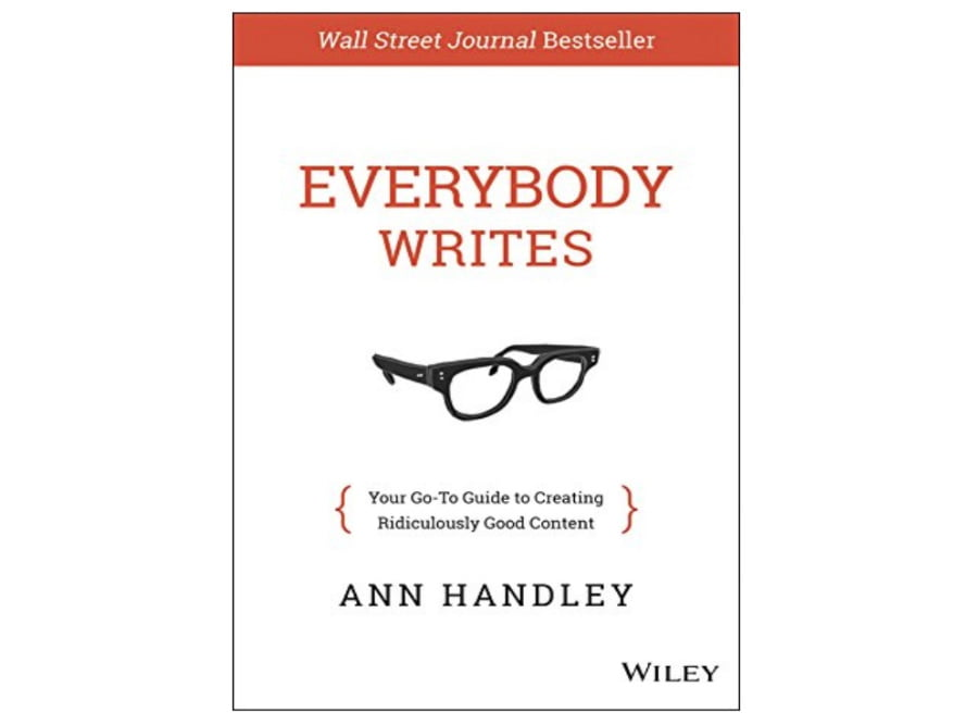 book everybody writes 2014