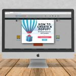 how to create a popup