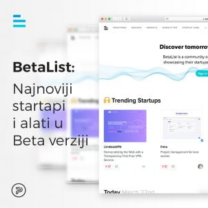 BetaList: Najnoviji startapi i alati u Beta verziji