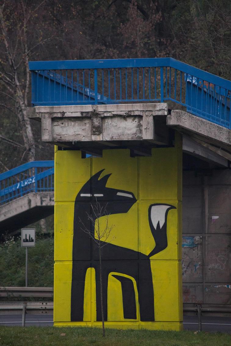 resto dzeki pas street art