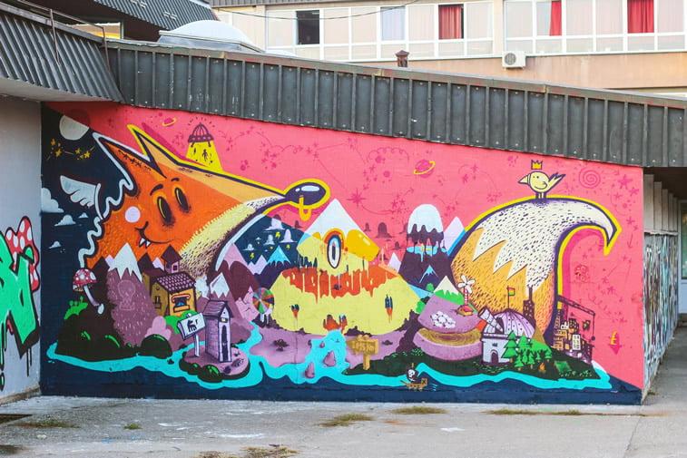 resto foksi street art