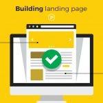 creating landing page