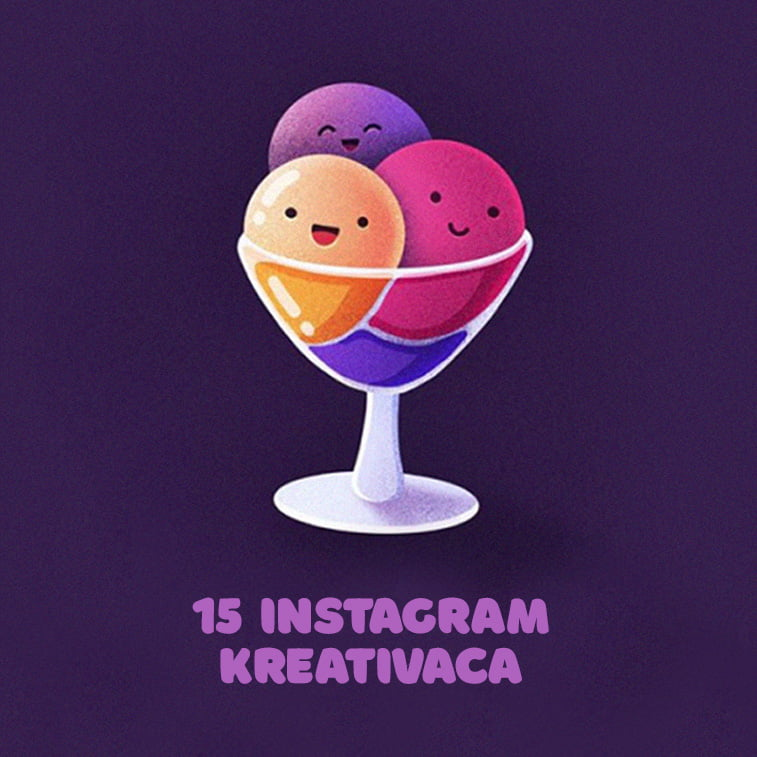 15 kreativaca koje svaki dizajner treba da prati na Instagramu