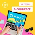 featured image ux tips for ecommerce website