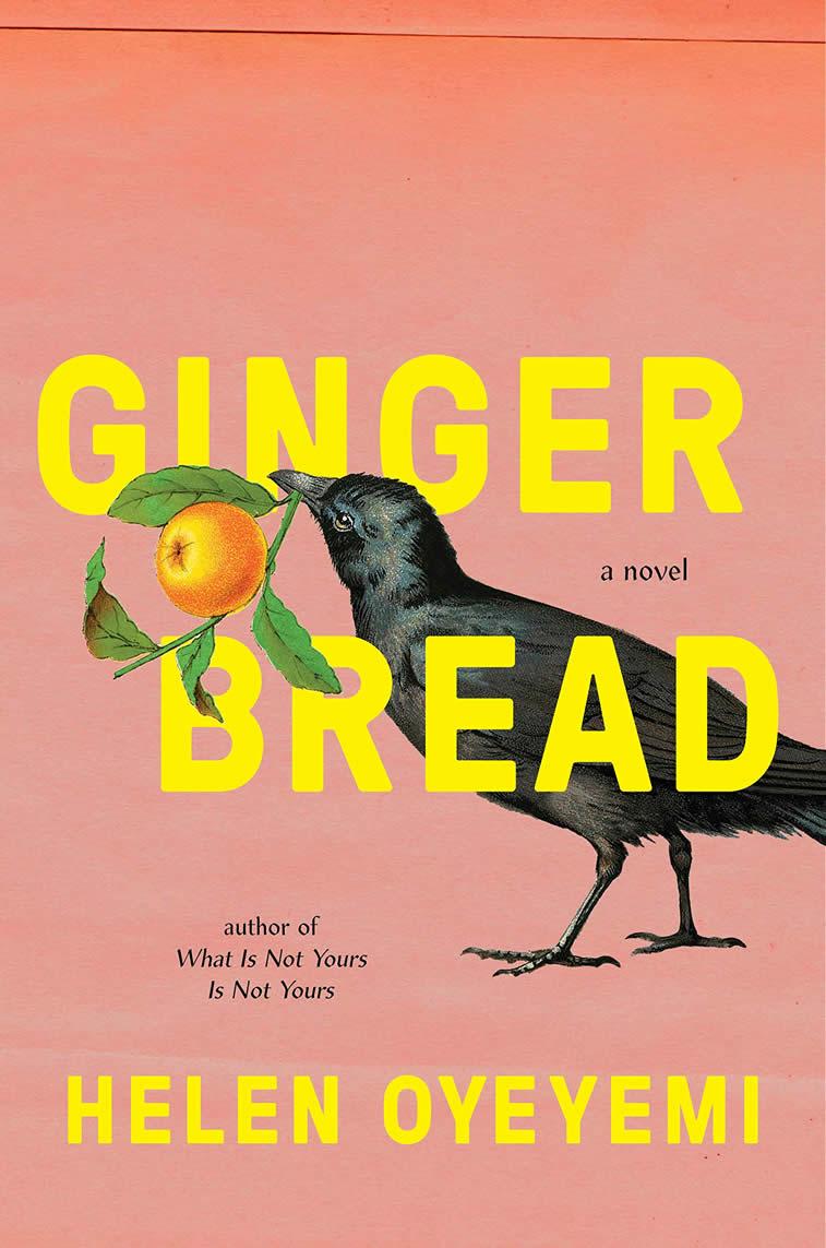 ginger bread helen oyeyemi