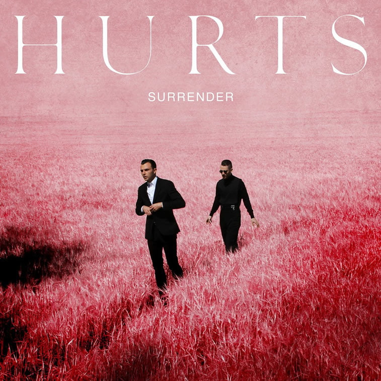 hurts surrender cover