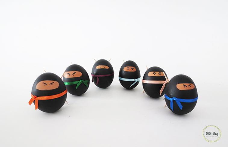 nindza uskrsnja jaja