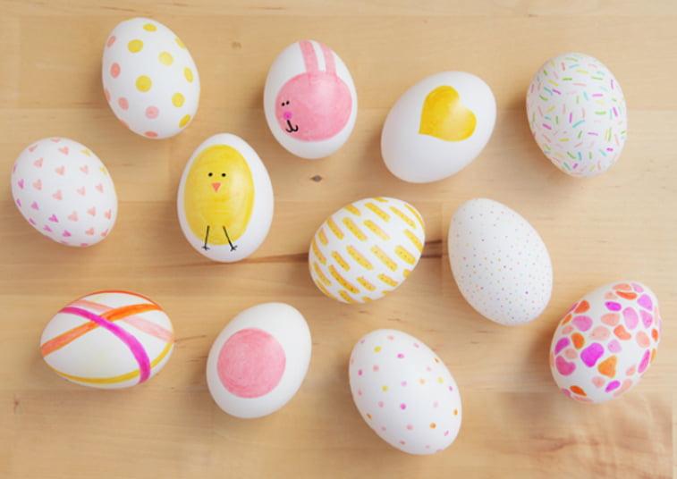 sarena uskrsnja jaja