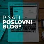 poslovni blog
