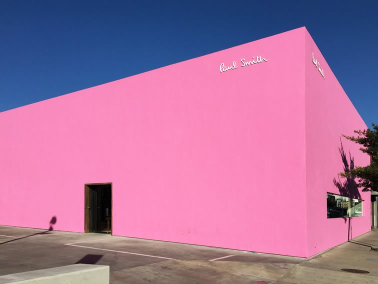 paul smith pink walls