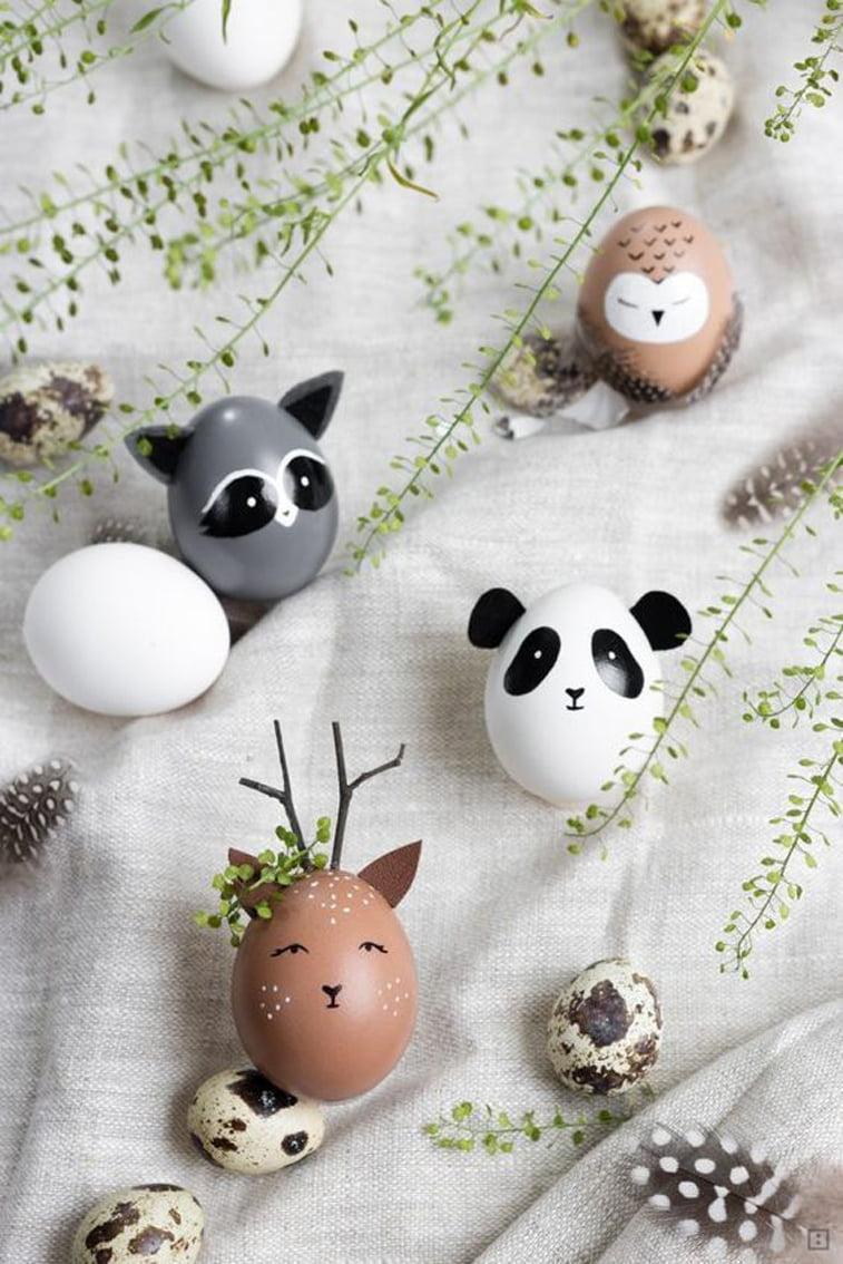 jaja u obliku zivotinja