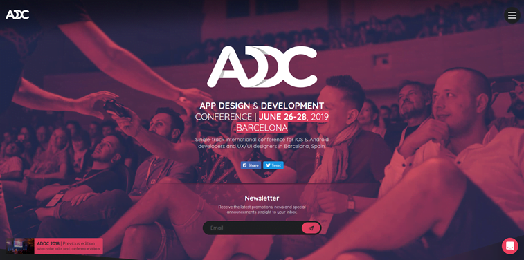 app development and design conference barcelona