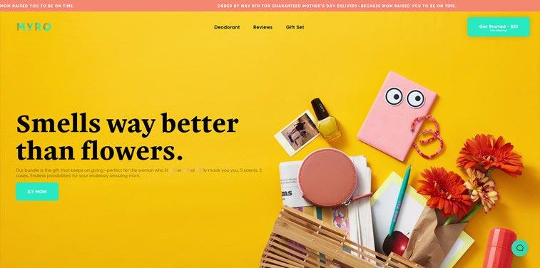 Best e-commerce web design for your inspiration