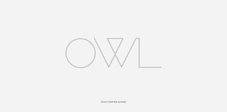 owl homepage glasses ecommerce