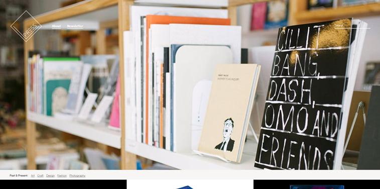 press bookstore online