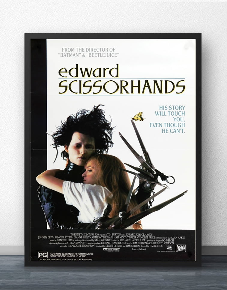 film edward scissorhands