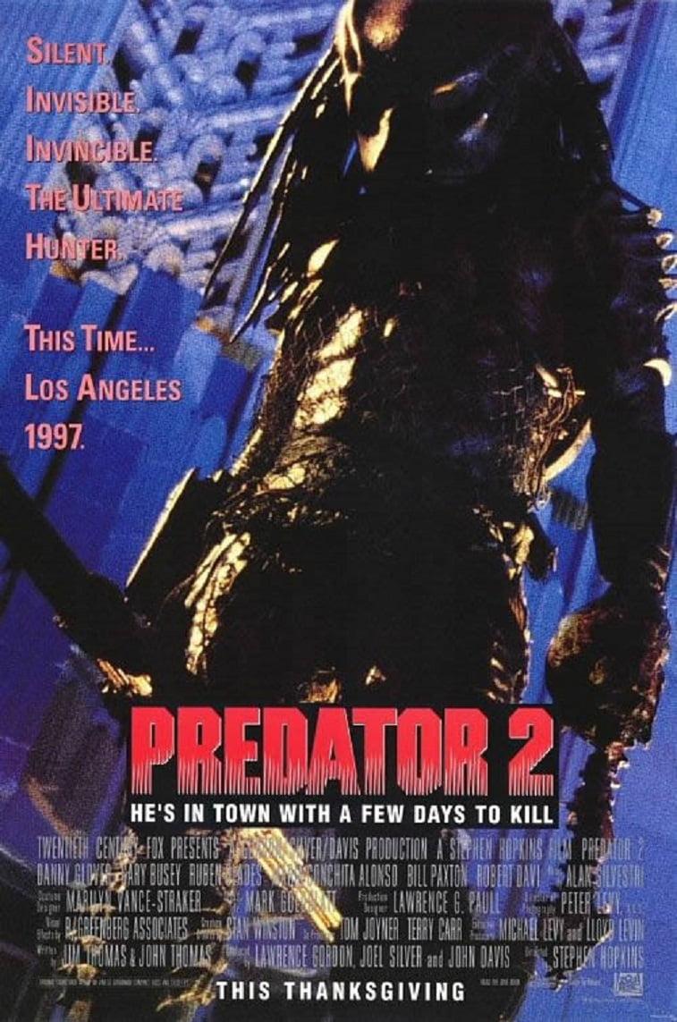 film predator 2