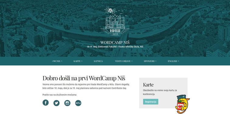 wordcamp nis srbija