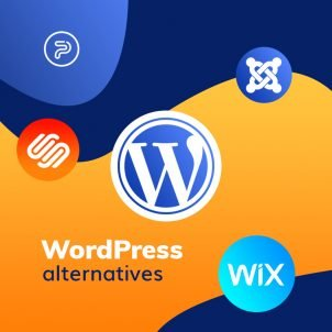 WordPress alternatives: 9 platforms for websites, blogs and webshops