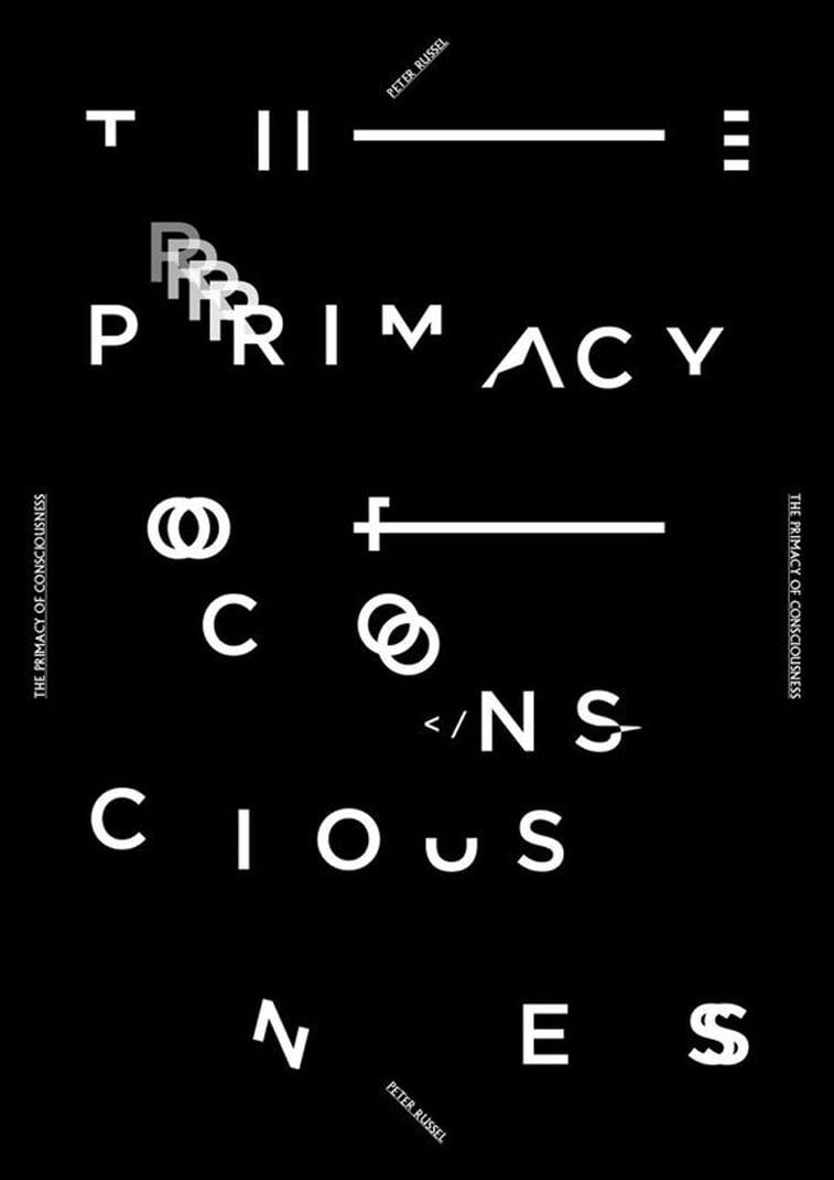 Typography poster design eiginleiku