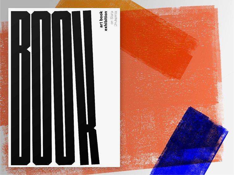 Typographic poster art book exhibiton typography