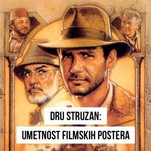 Dru Struzan: Umetnost ilustrovanja filmskih postera tokom 80-ih