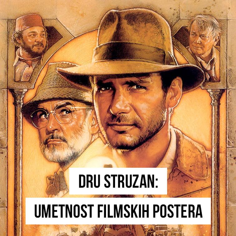 48001Dru Struzan: Umetnost ilustrovanja filmskih postera tokom 80-ih