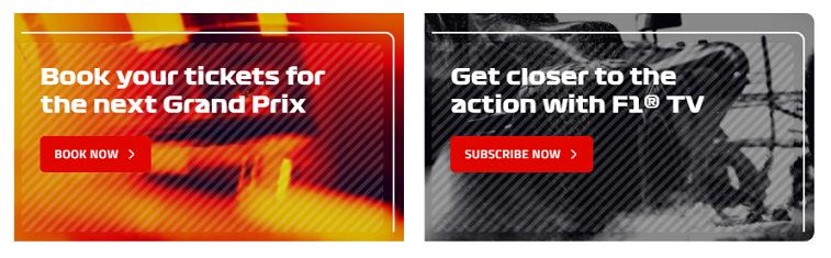 formula 1 book now cta subscribe now cta button