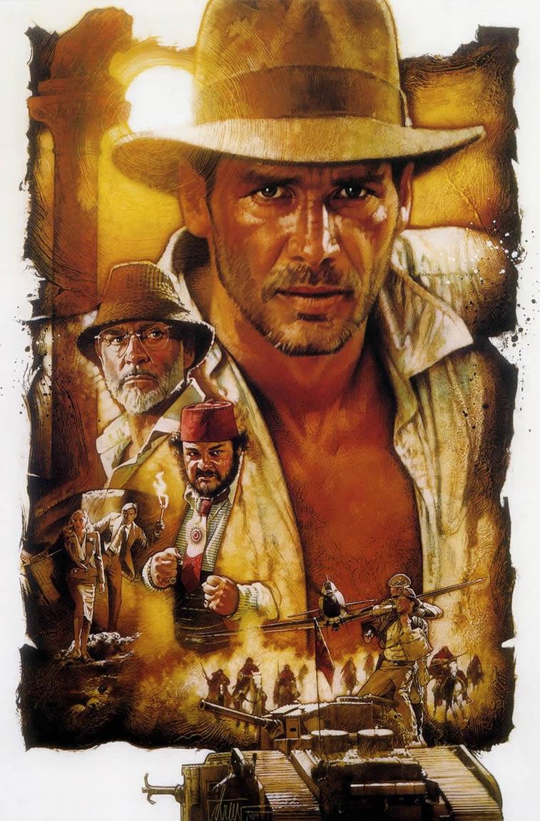 indiana dzons filmski plakat