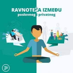 Kako postići ravnotežu između poslovnog i privatnog