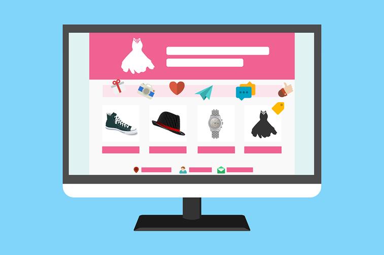 onlajn prodavnica ilustracija