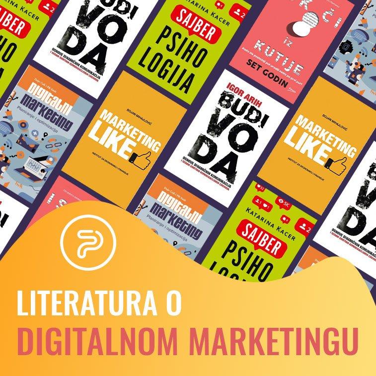 Preporučujemo: Knjige o digitalnom marketingu na srpskom