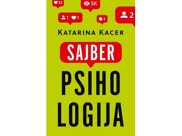 marketing knjiga sajber psihologija katarina kacer