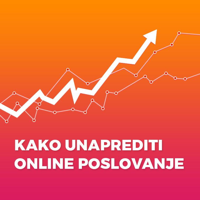Kako unaprediti online poslovanje