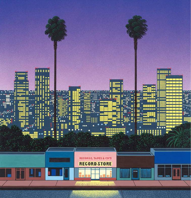 hiroshi nagai record store