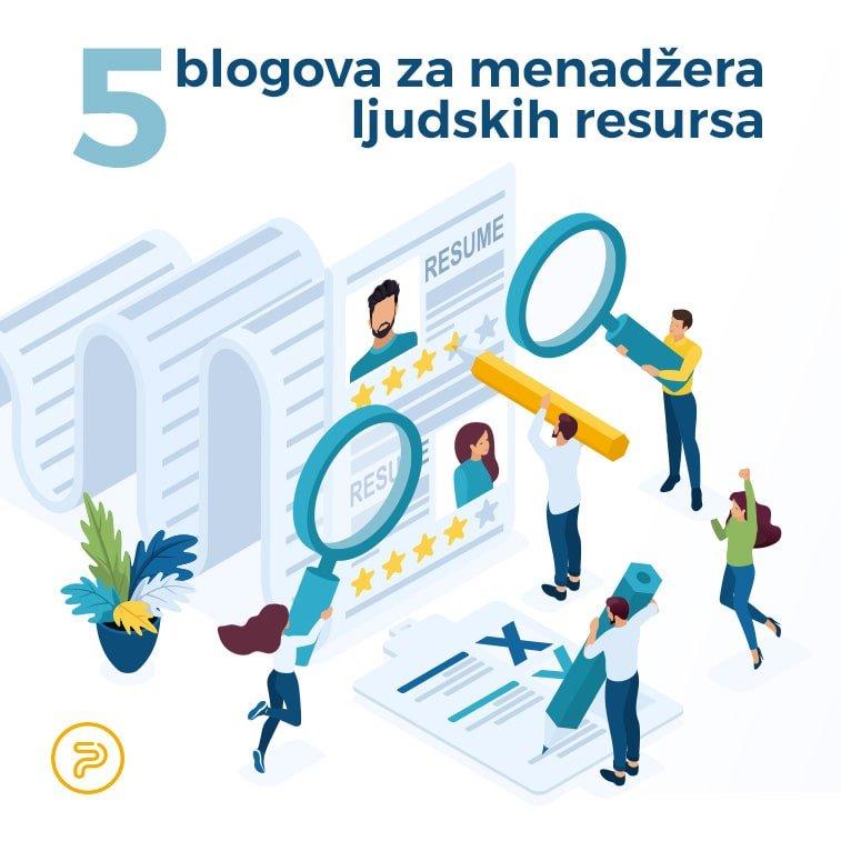 HR edukacija: 5 korisnih blogova za menadžere ljudskih resursa