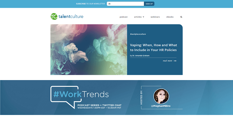 talent culture hr community blog