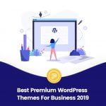 premium wordpress themes illustrations