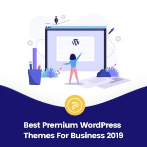 Best premium WordPress themes for business 2019 pt.1