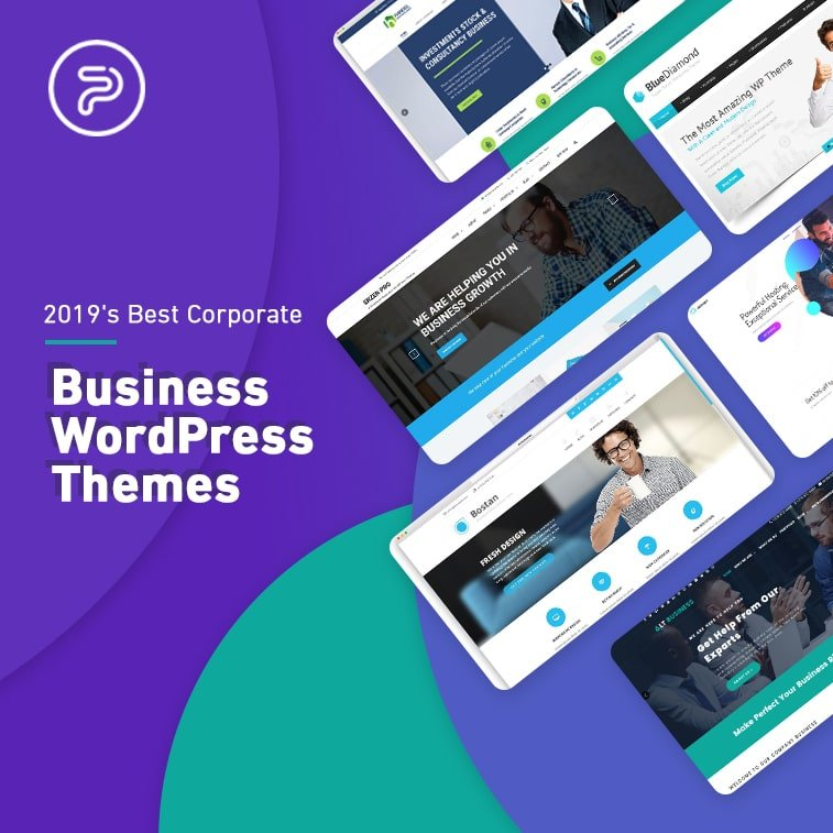 2019's best corporate business WordPress themes pt.2