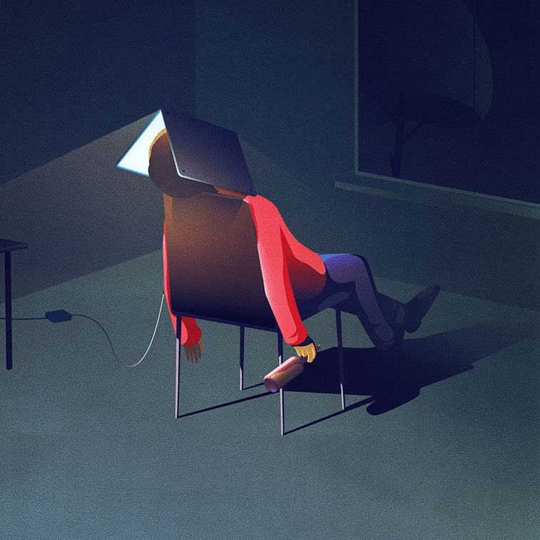 Digital Illustrations by Jan Siemen [interview]