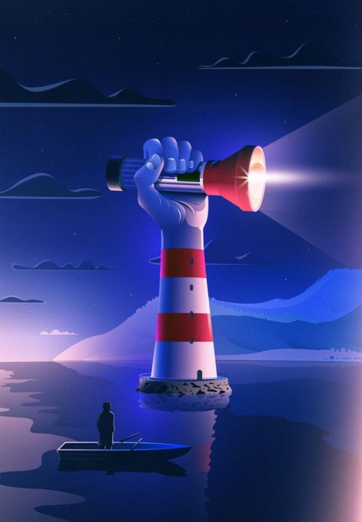 jan siemen lighthouse