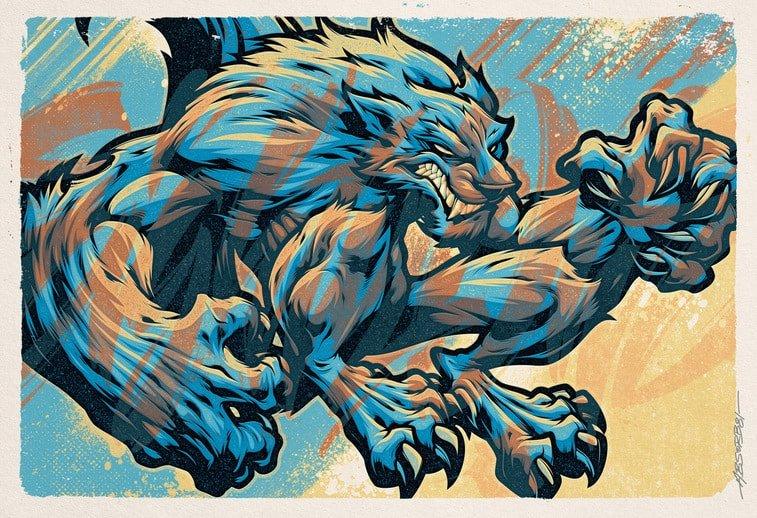 werewolf craig patterson