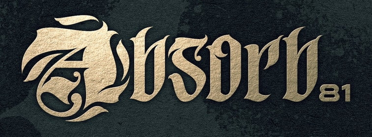 absorb81 logo craig patterson