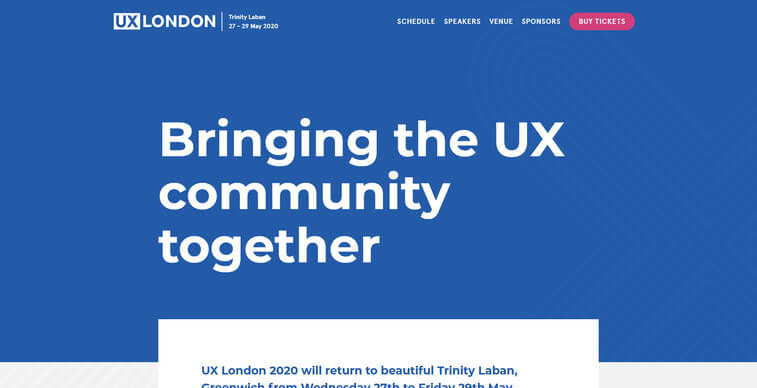 ux london conference